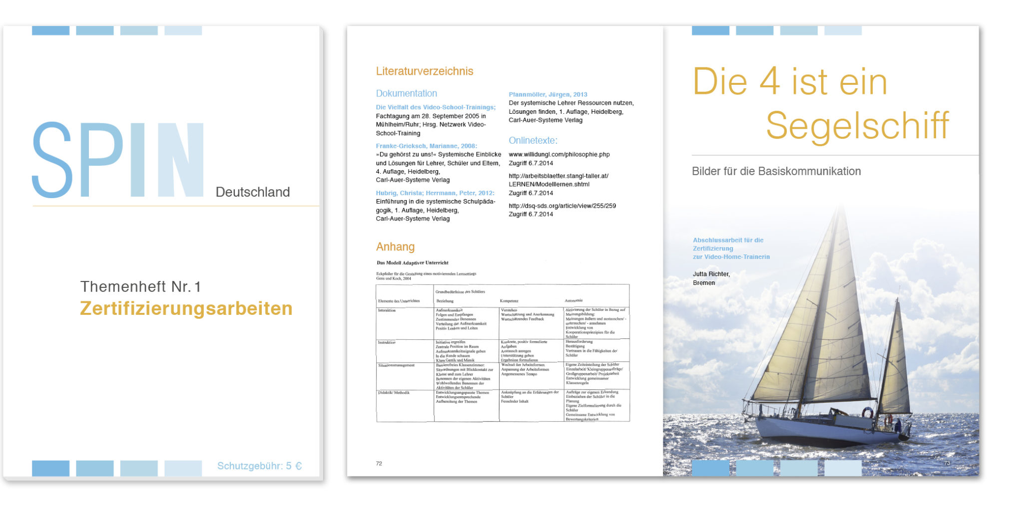 Hans-Wendt-Stiftung, SPIN Deutschland