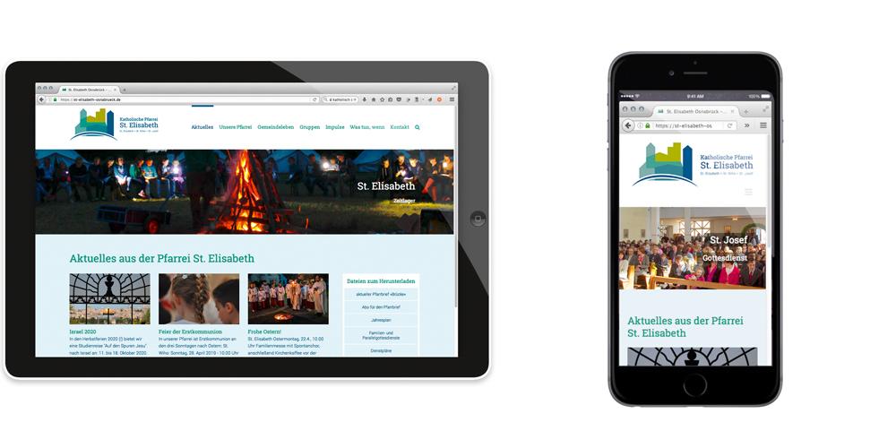 St. Elisabeth Website