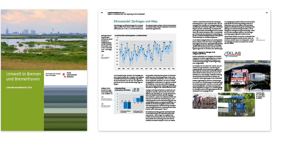 Stadt Bremen Umweltzustandsbericht