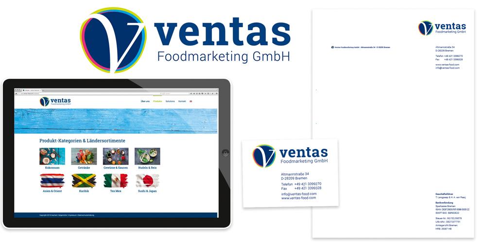 Ventas Corporate Design